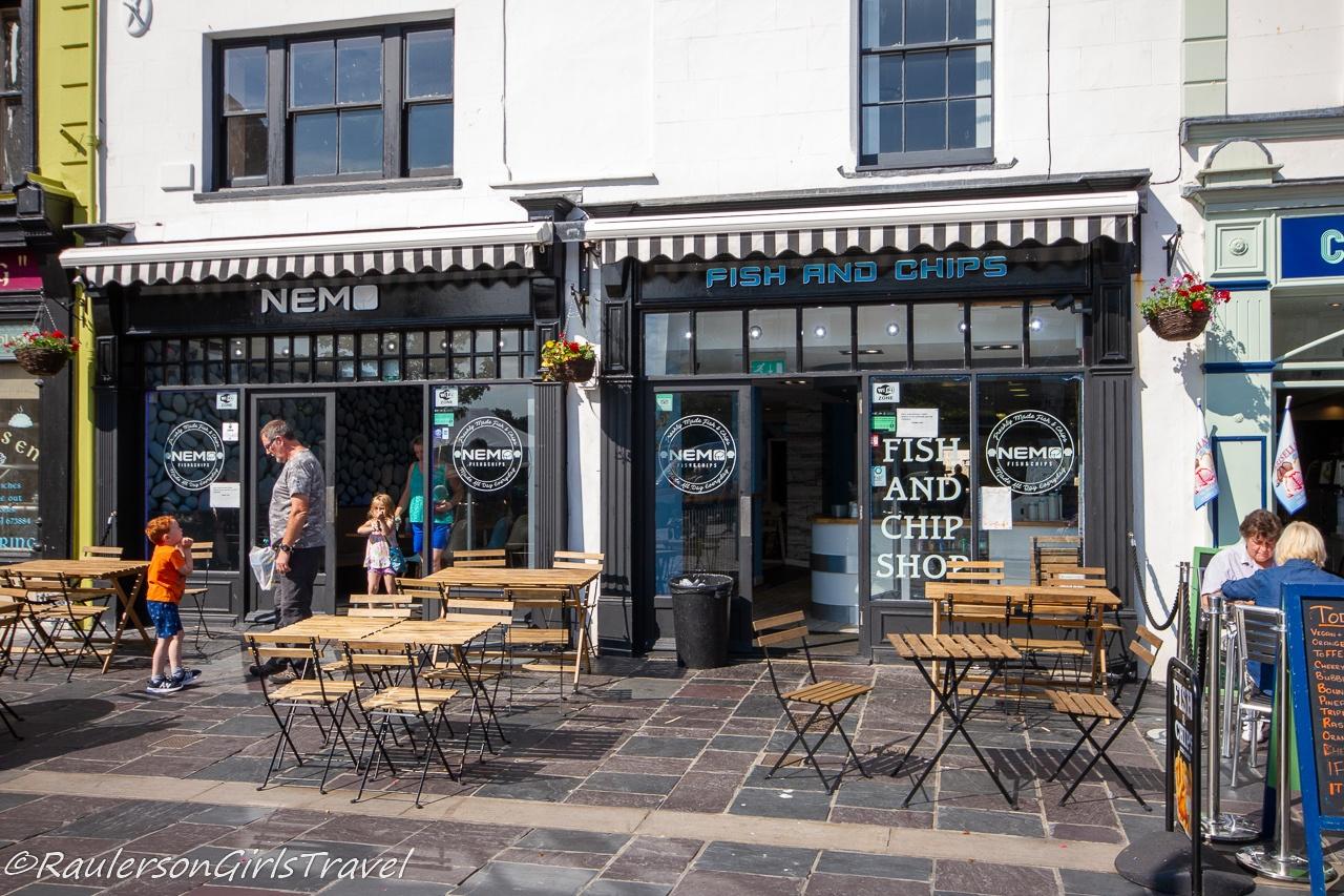 Nemo's Fish & Chips - things to do in Caernarfon