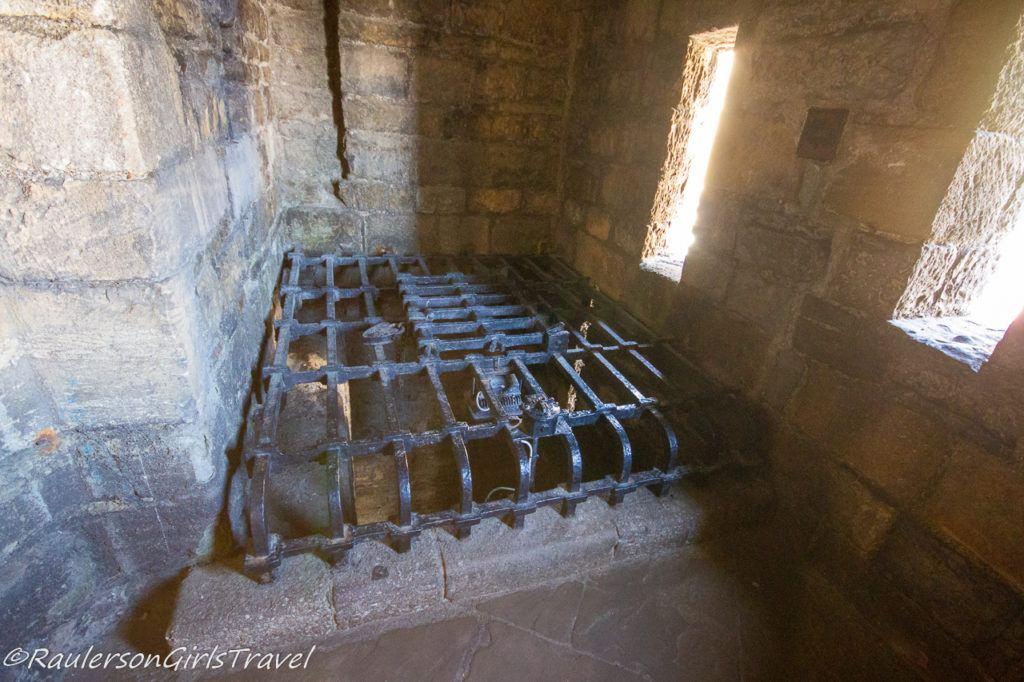 50 feet deep well in Well Tower