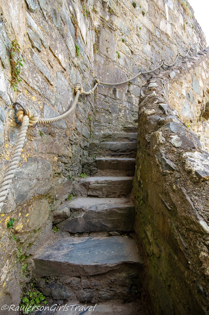 Stairway to the Walls