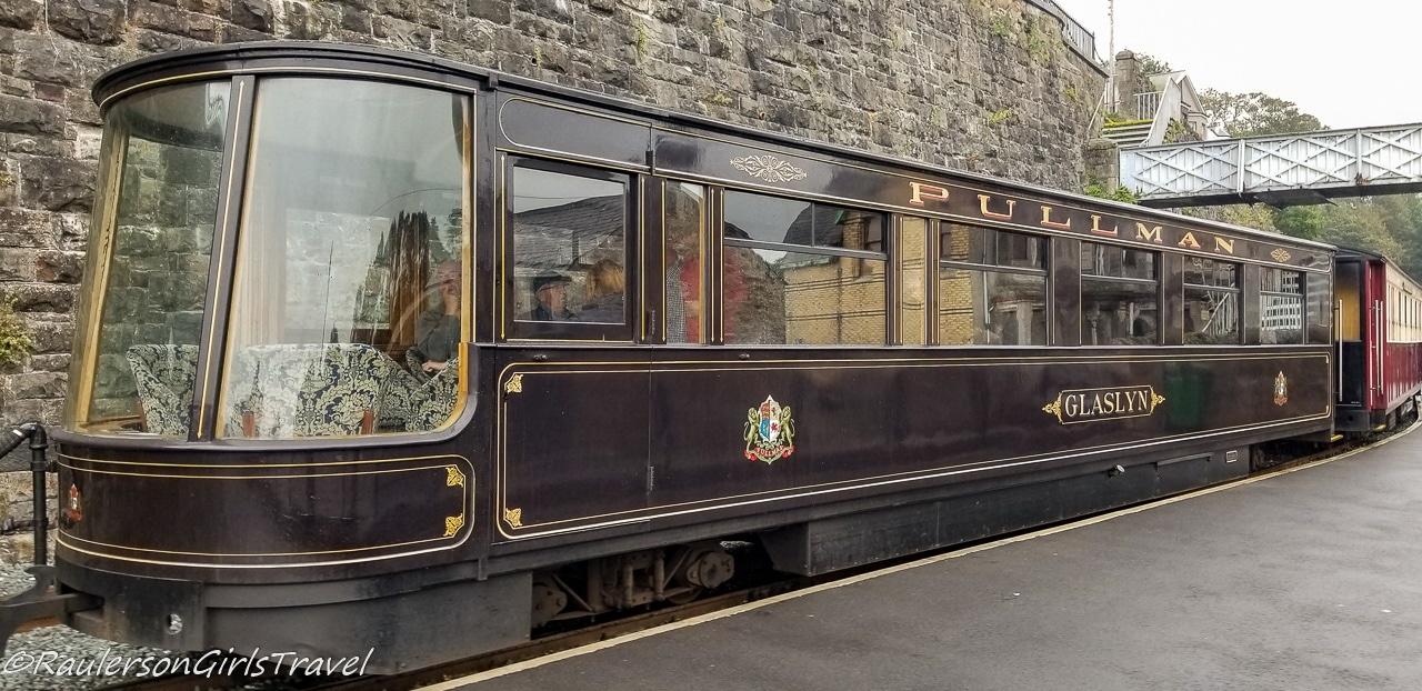 Pullman train car