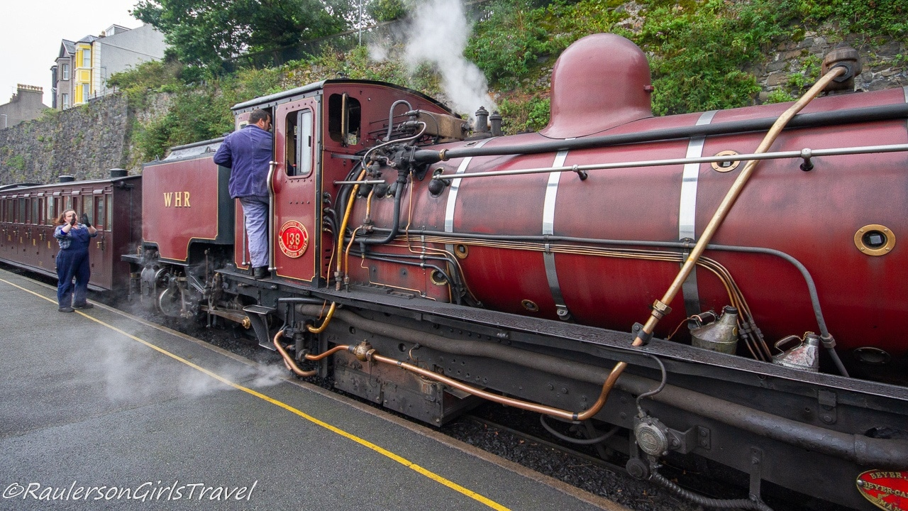Welsh Heritage Train