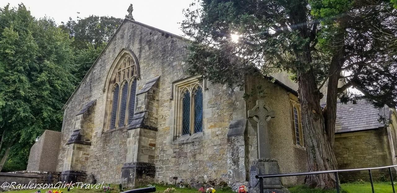 St. Cuthbert's Church chapel