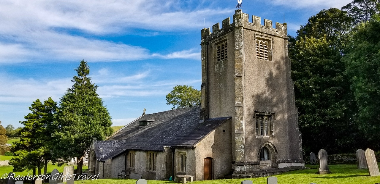 St. Cuthbert's Church in Cumbria