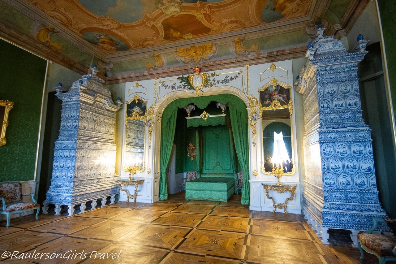 Bedroom of Ernst Johann von Biron