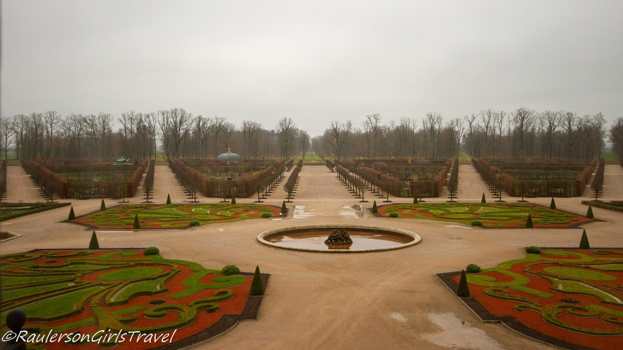The Gardens of the Palace