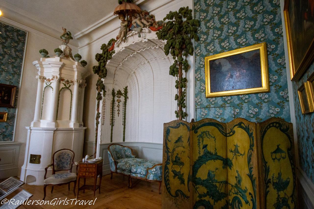 Duchess Dorothea's Boudoir