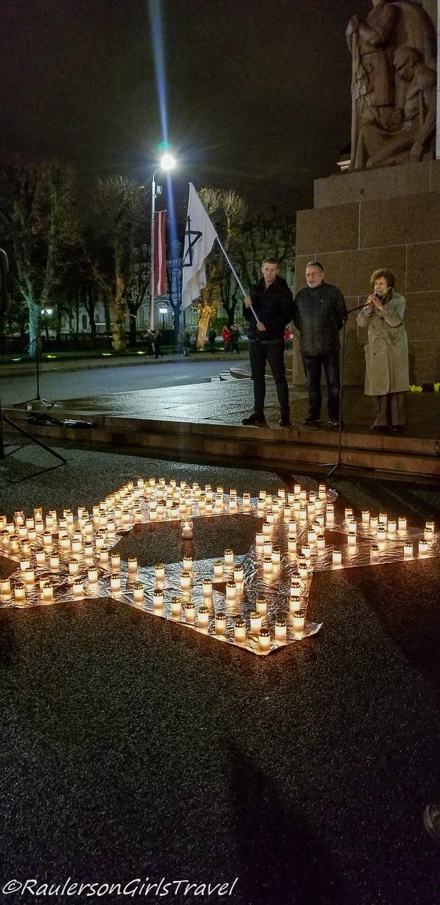 Memorial for Latvian Jews