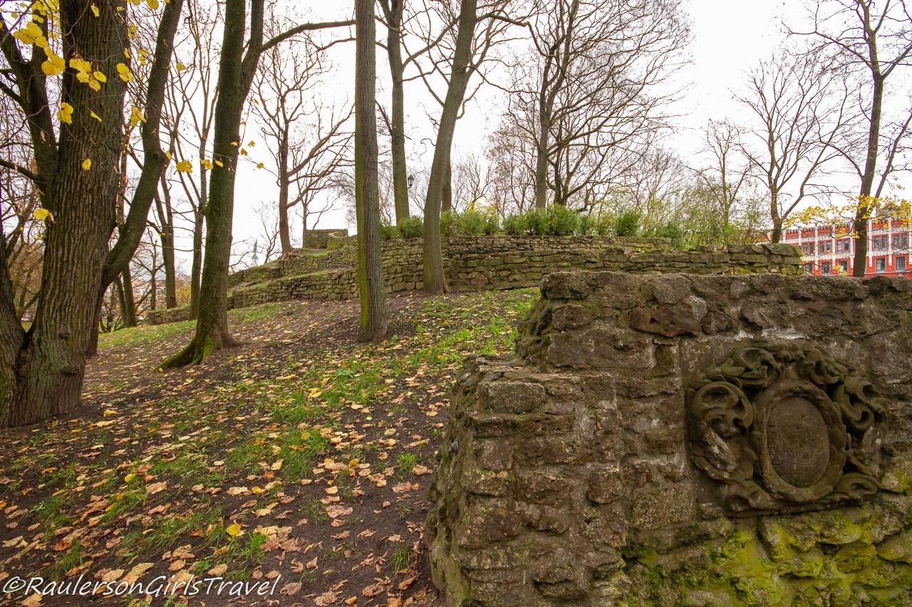 Bastion Hill in Riga