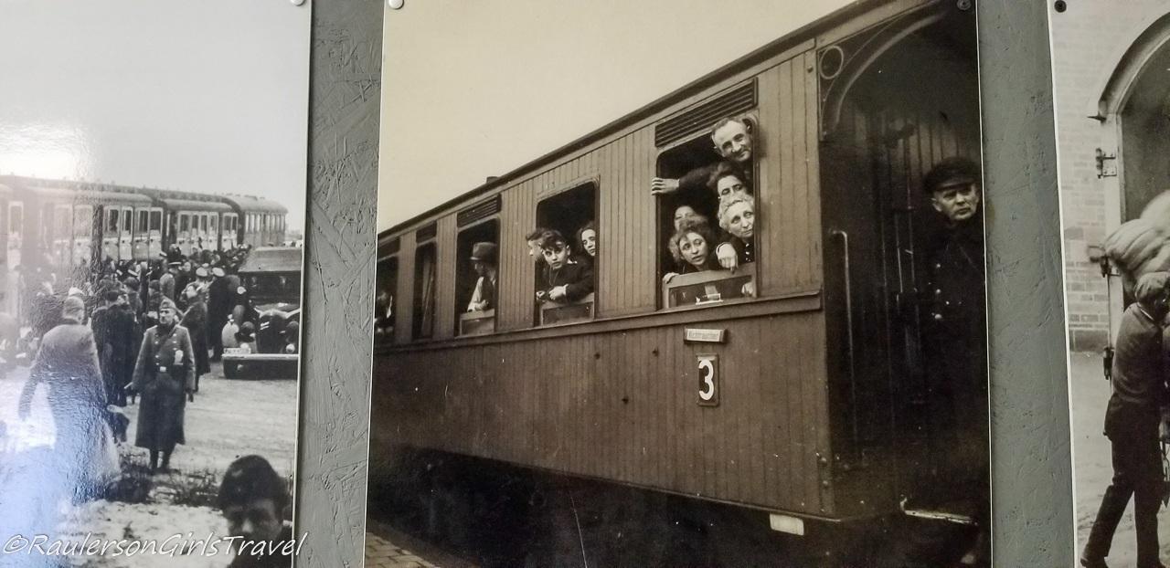 Old photos of the Jews in the Riga Ghetto