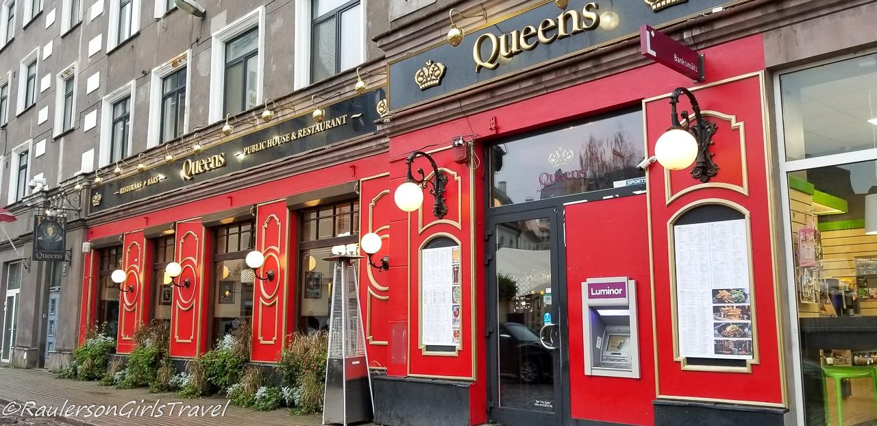Queens Pub and Restaurant