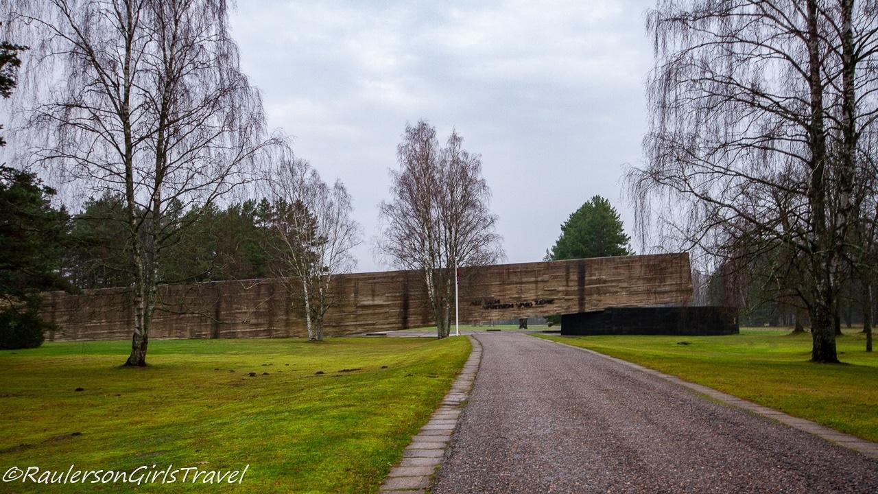 Salaspils Concentration Camp Memorial
