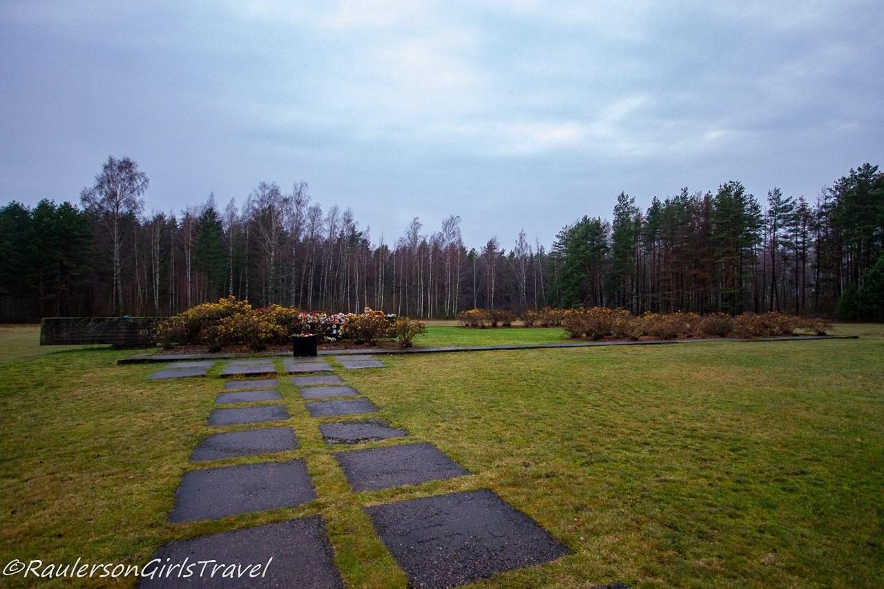The Foundations of the Salaspils Children's Barracks