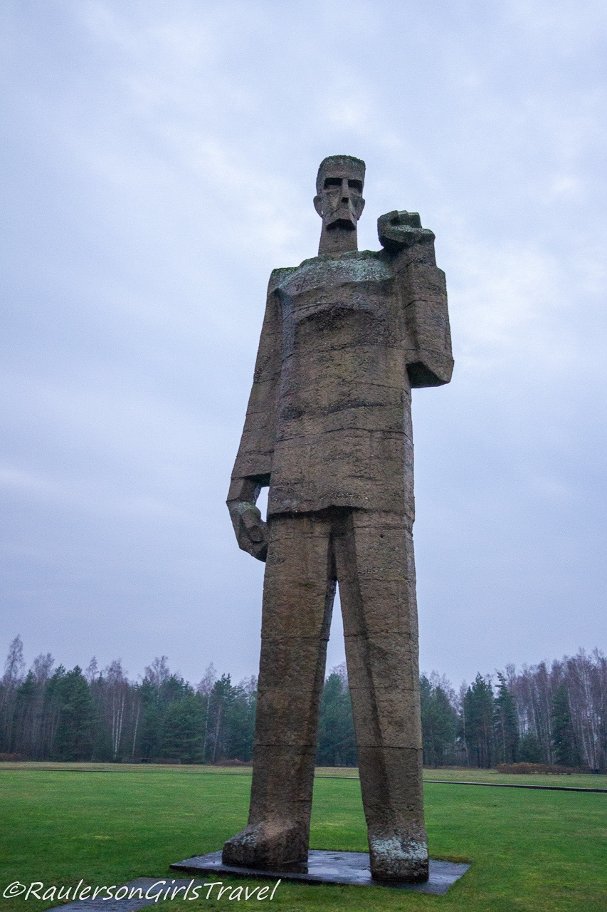 The Oath - Salaspils Memorial Ensemble