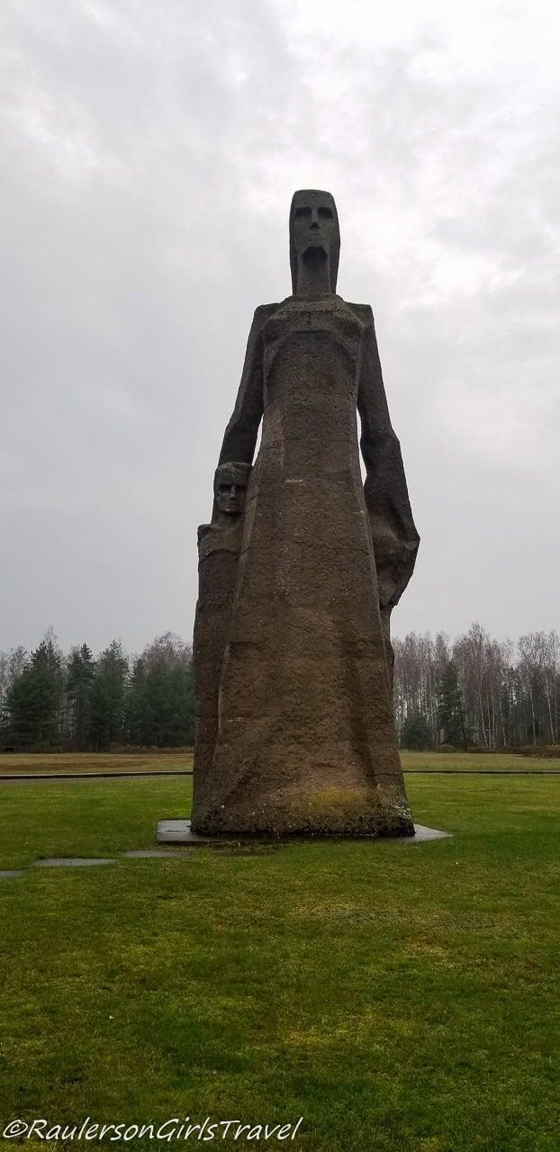 Mother - Salaspils Memorial Ensemble