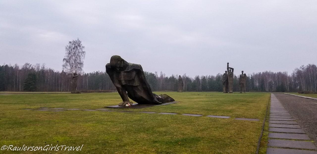 The Unbroken - Salaspils Memorial Ensemble