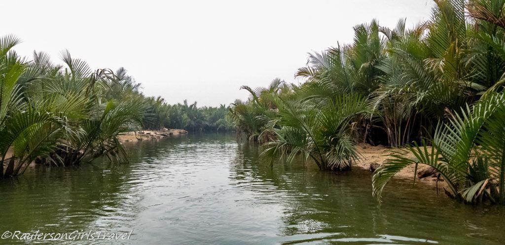 Thu Bồn River canals