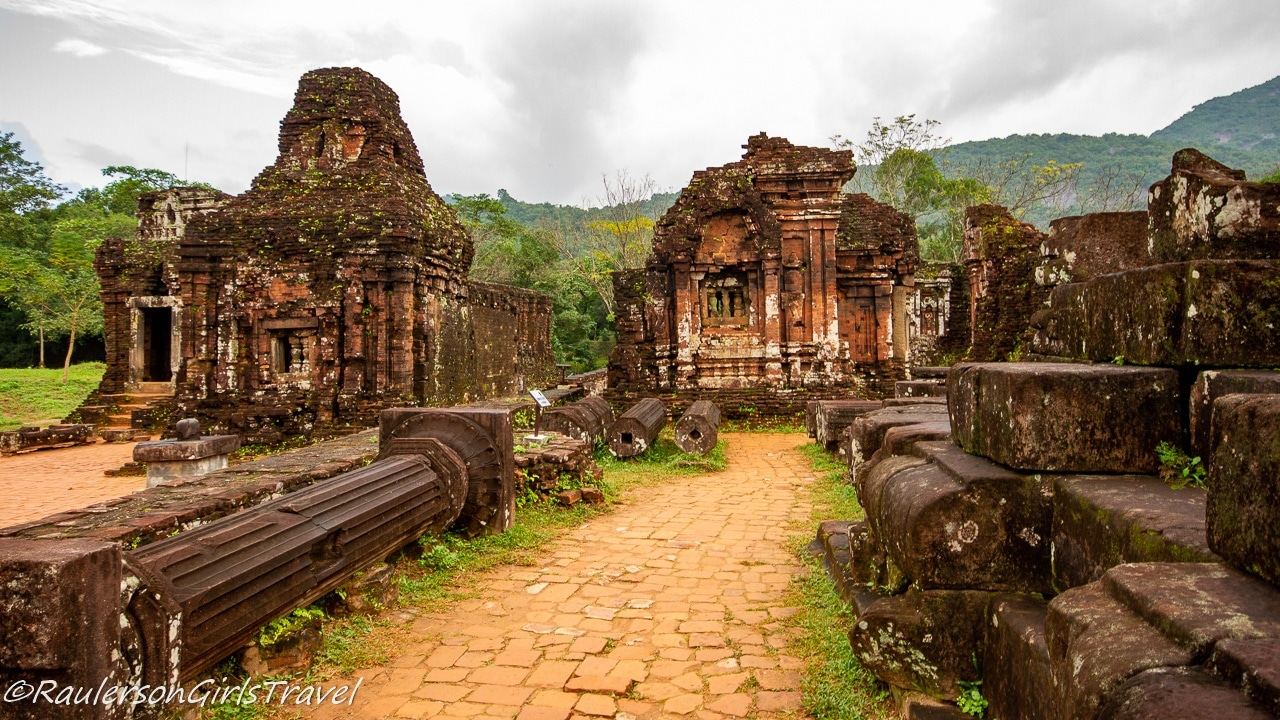 Ruins at My Son Sanctuary