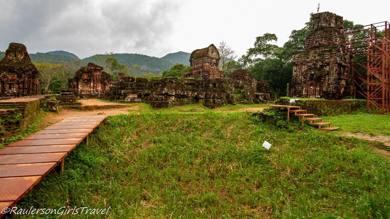 Mỹ Sơn Temples in Vietnam