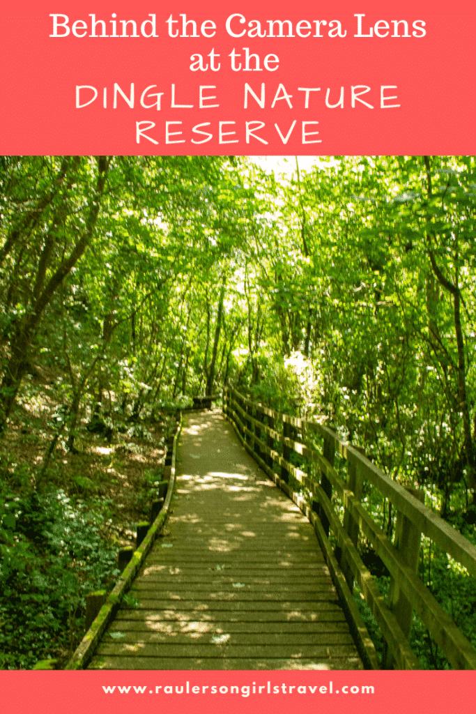 Dingle Nature Reserve Pinterest Pin