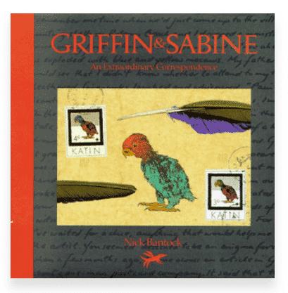 Griffin & Sabine - An Extraordinary Correspondence is an epistolary novel