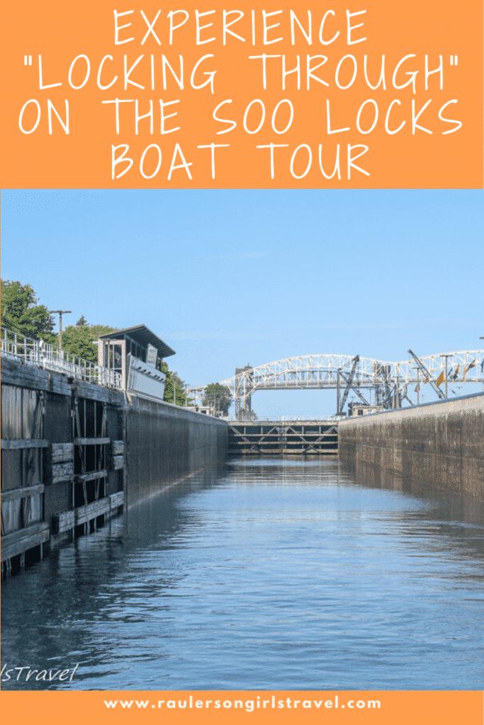 Soo Locks Boat Tour Pinterest Pin