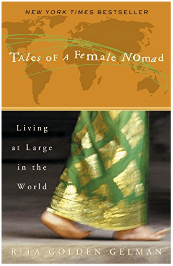 tales of a female nomad - best travel books