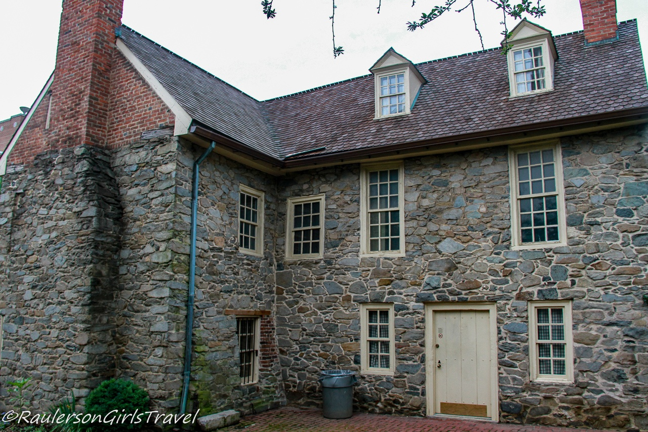Old Stone House 1766
