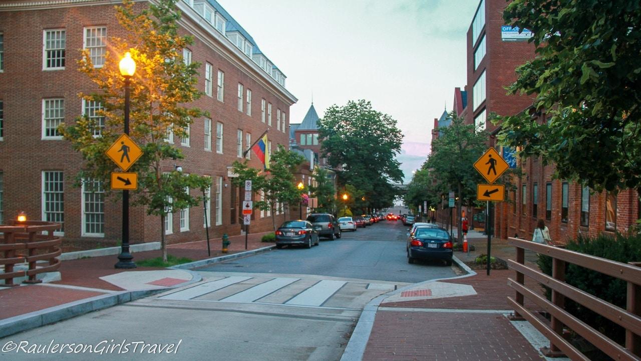Street in Georgetown