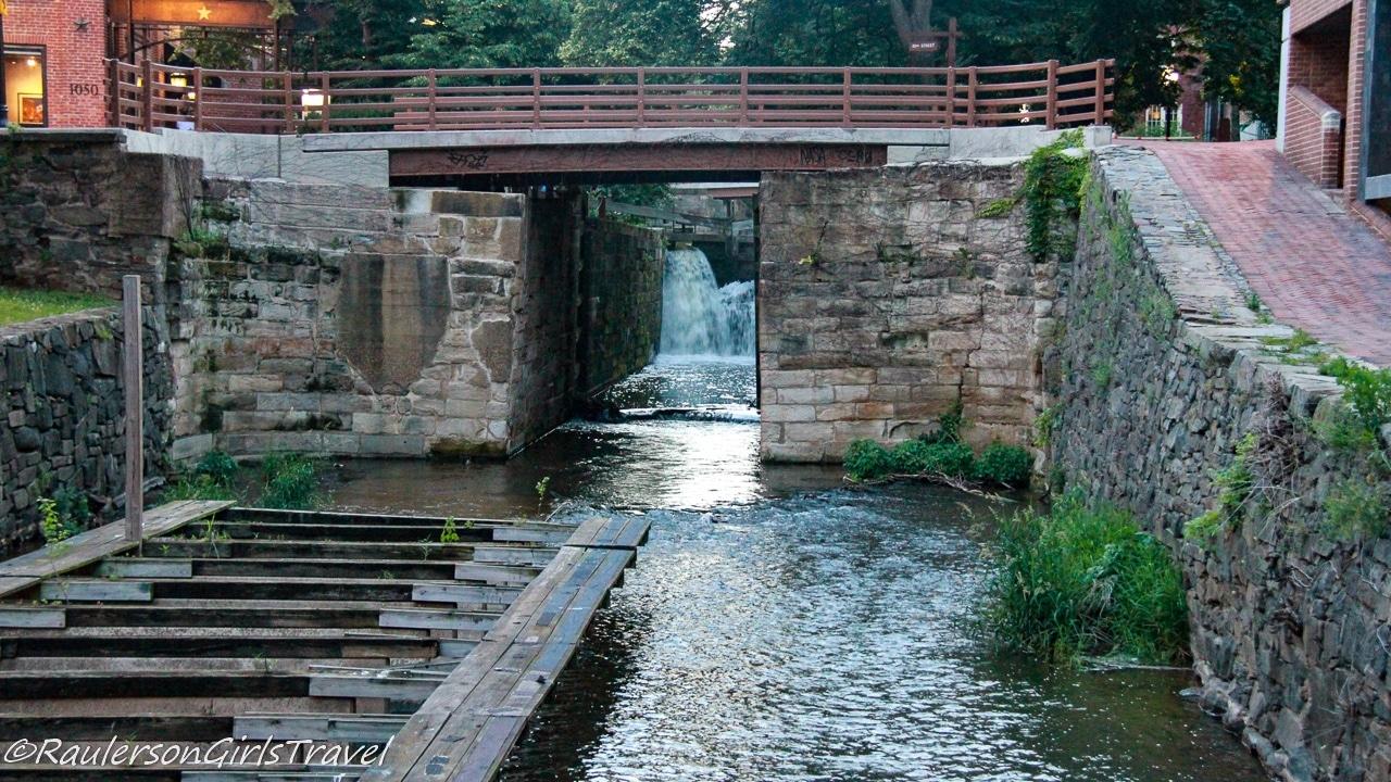 Chesapeake & Ohio Canal Lock #4