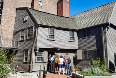 Paul Revere House - Boston Freedom Trail
