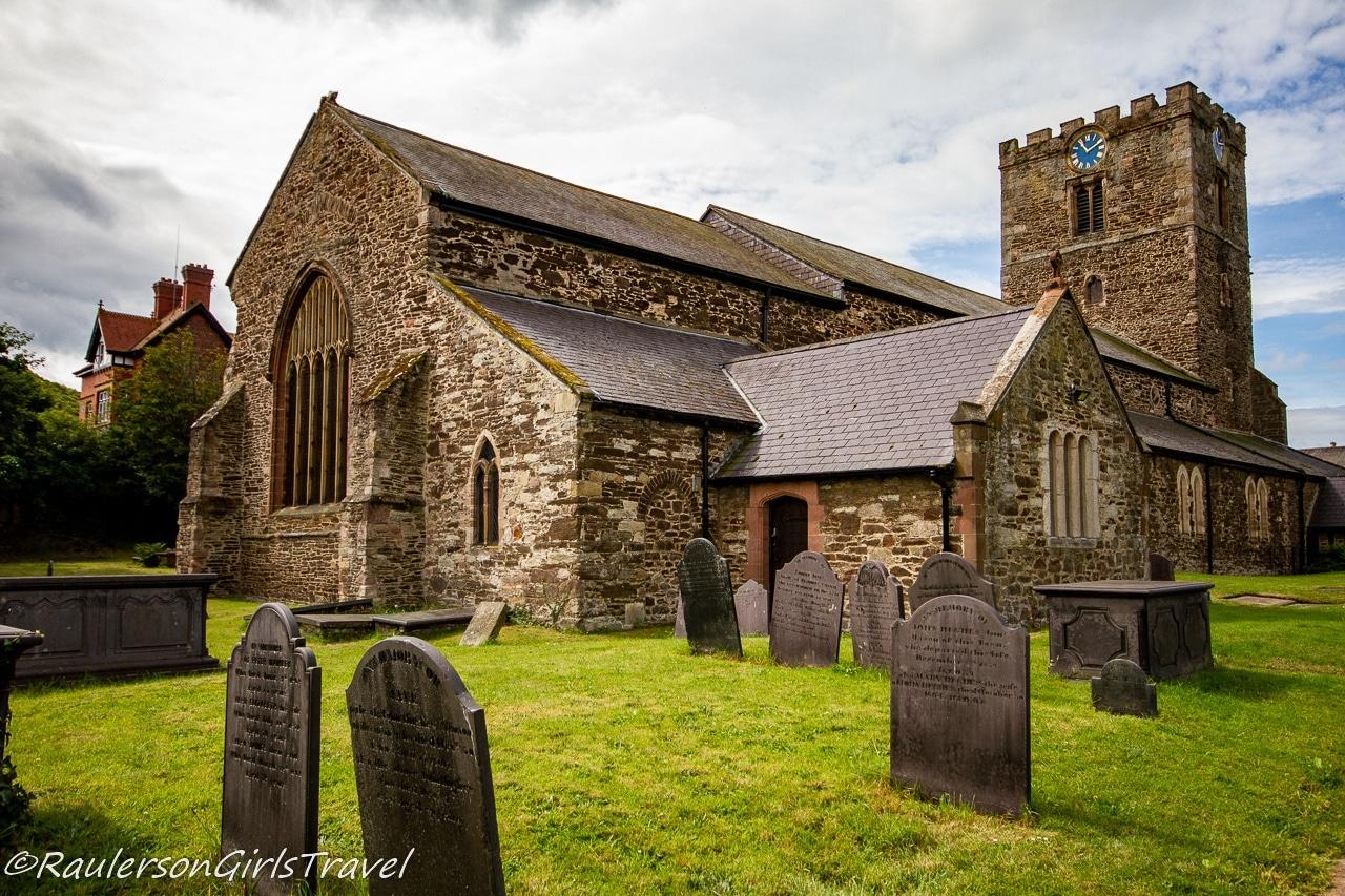 St. Mary's All Saints Church