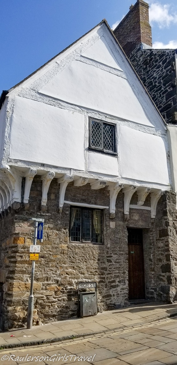 Aberconwy House