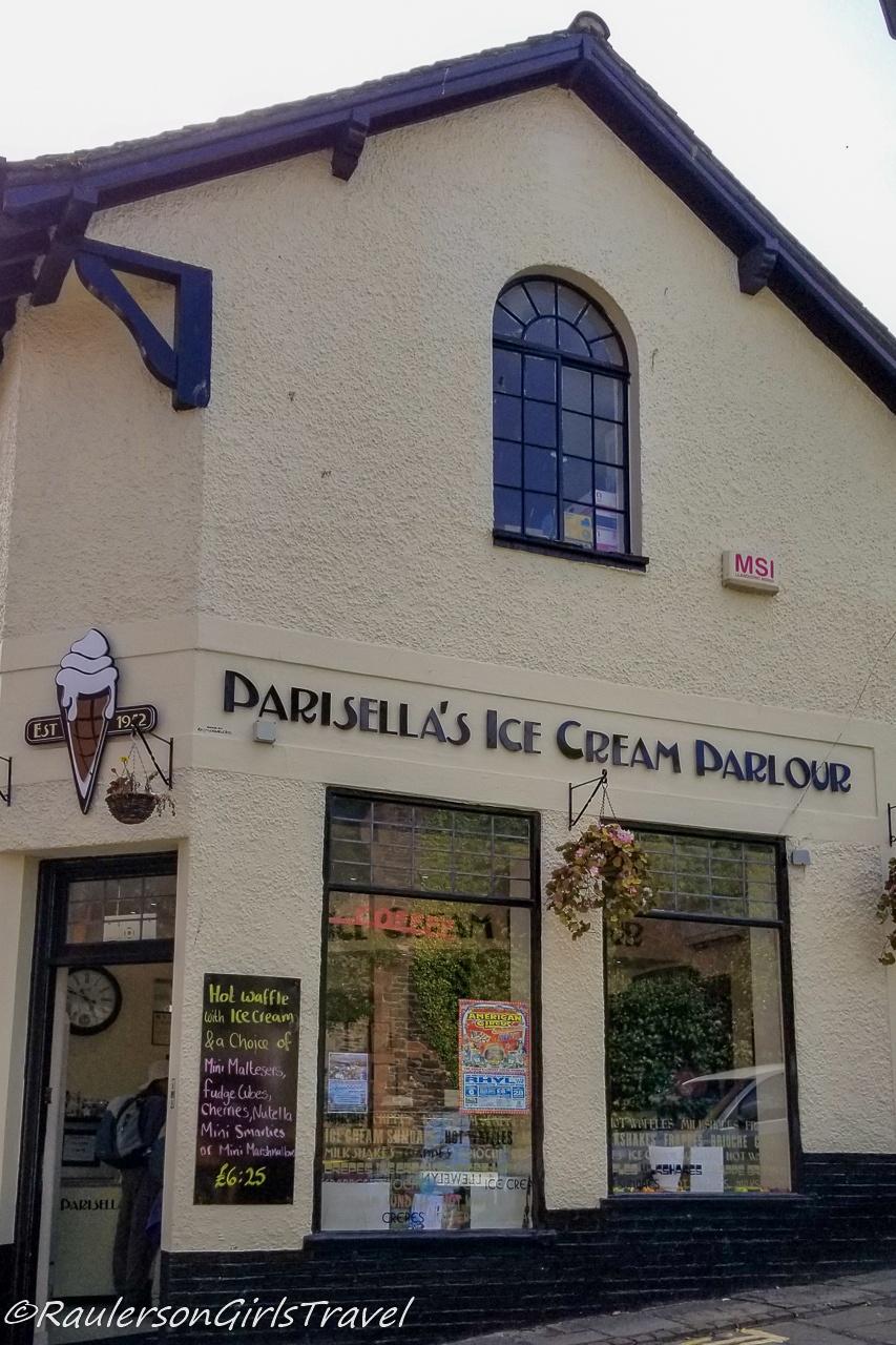 Parisella's Ice Cream Parlour