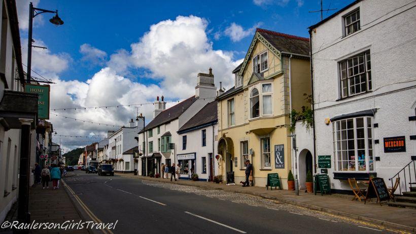 Town of Beaumaris