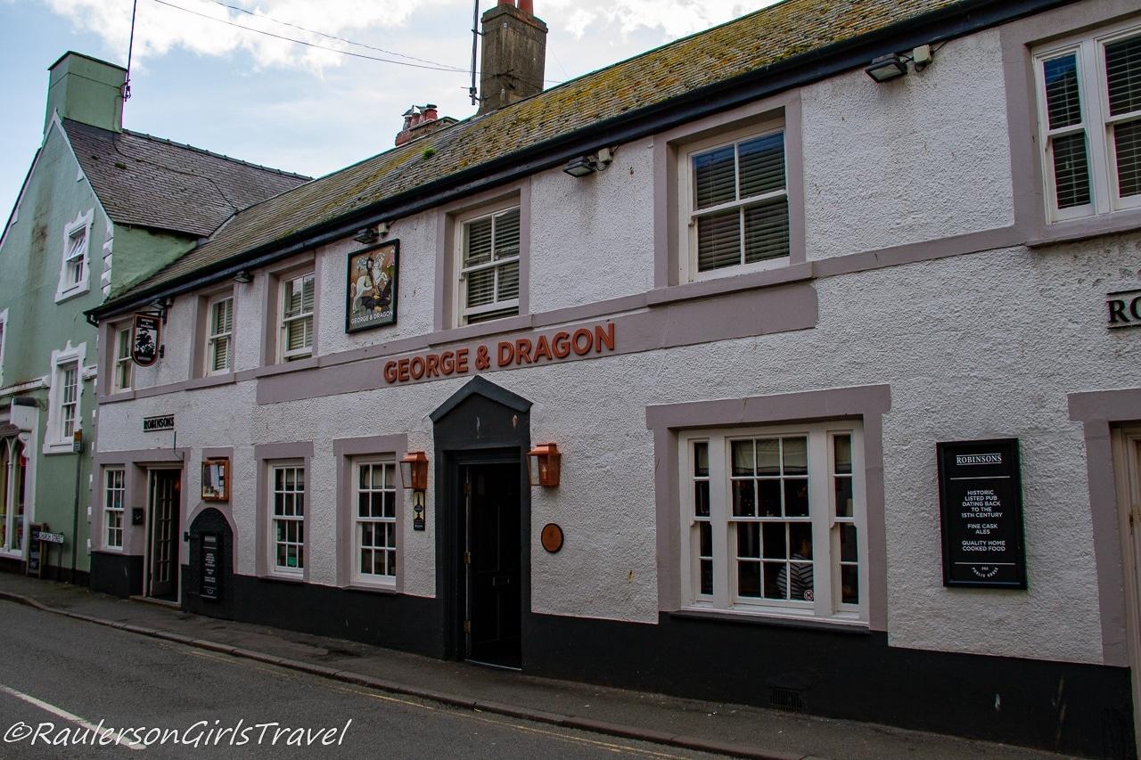 George & Dragon Brewery