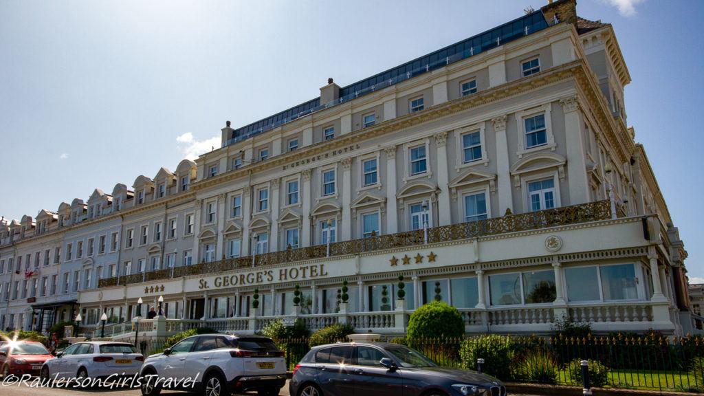 St. George's Hotel in Llandudno