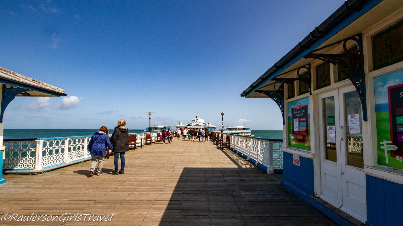 Llandudno Pier - Things to do in Llandudno