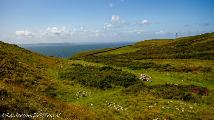 Landscape view of the Great Orme