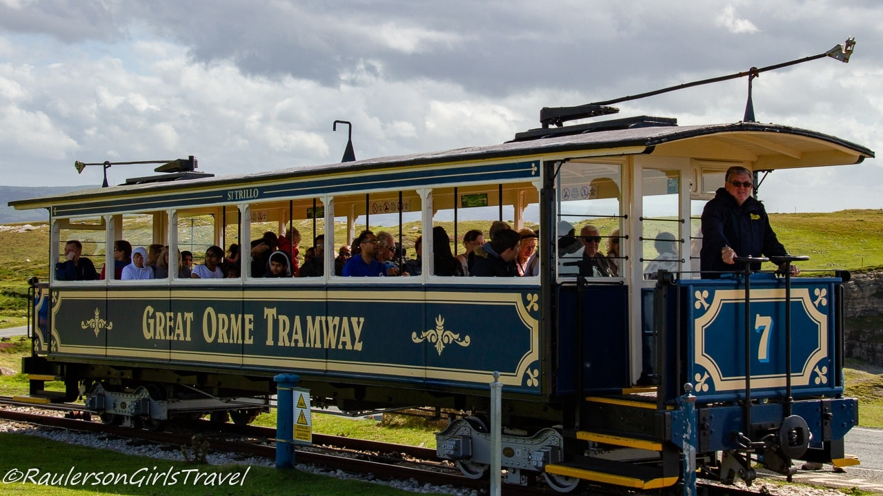 The Great Orme Tramway car #7