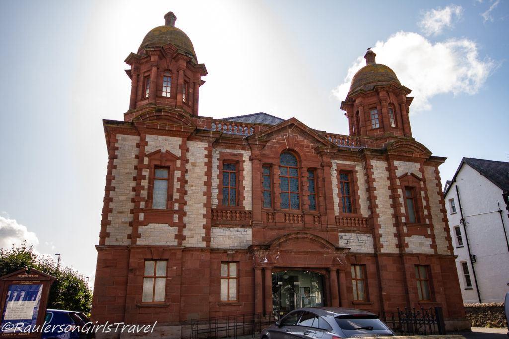 Seilo Chapel in Llandudno