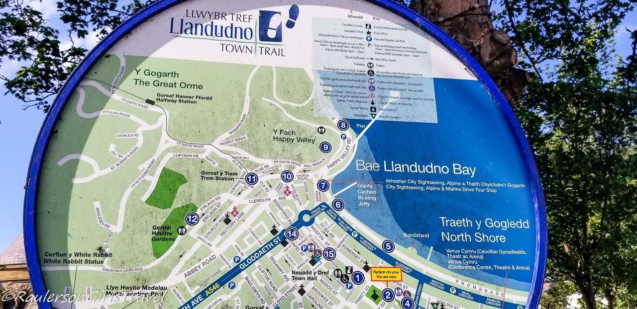 Llandudno Town Trail - Things to Do in Llandudno