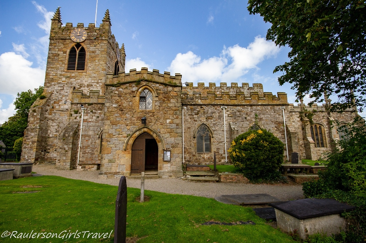 St. Mary's & St. Nicholas's Church - Things to do in Beaumaris