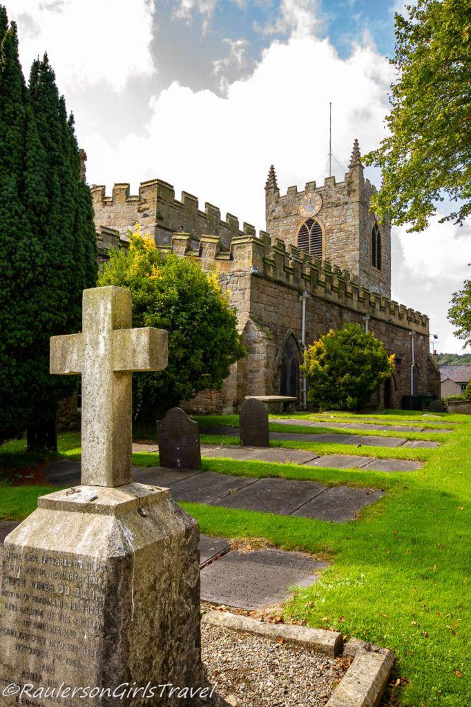 St. Mary's & St. Nicholas's Church in Beaumaris