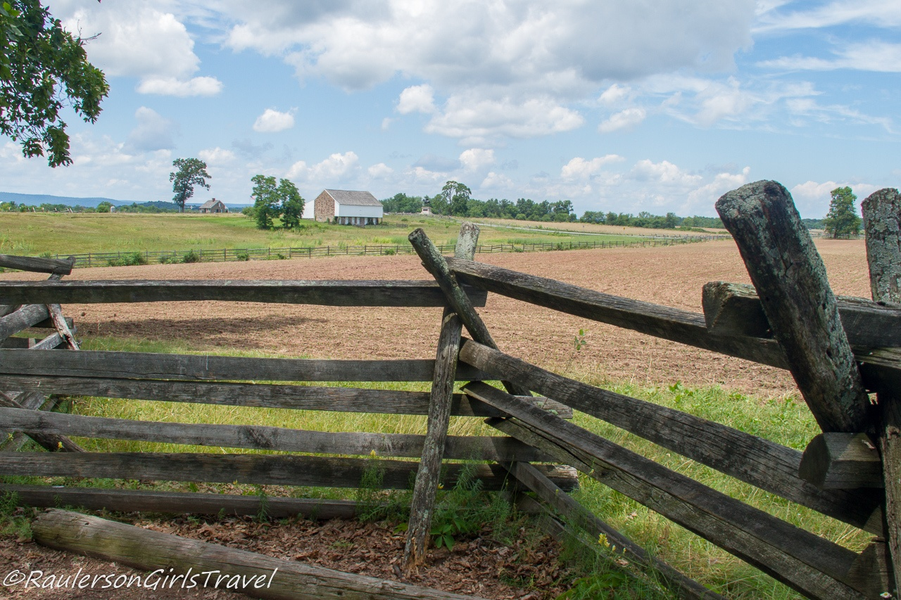 Gettysburg Military National Park