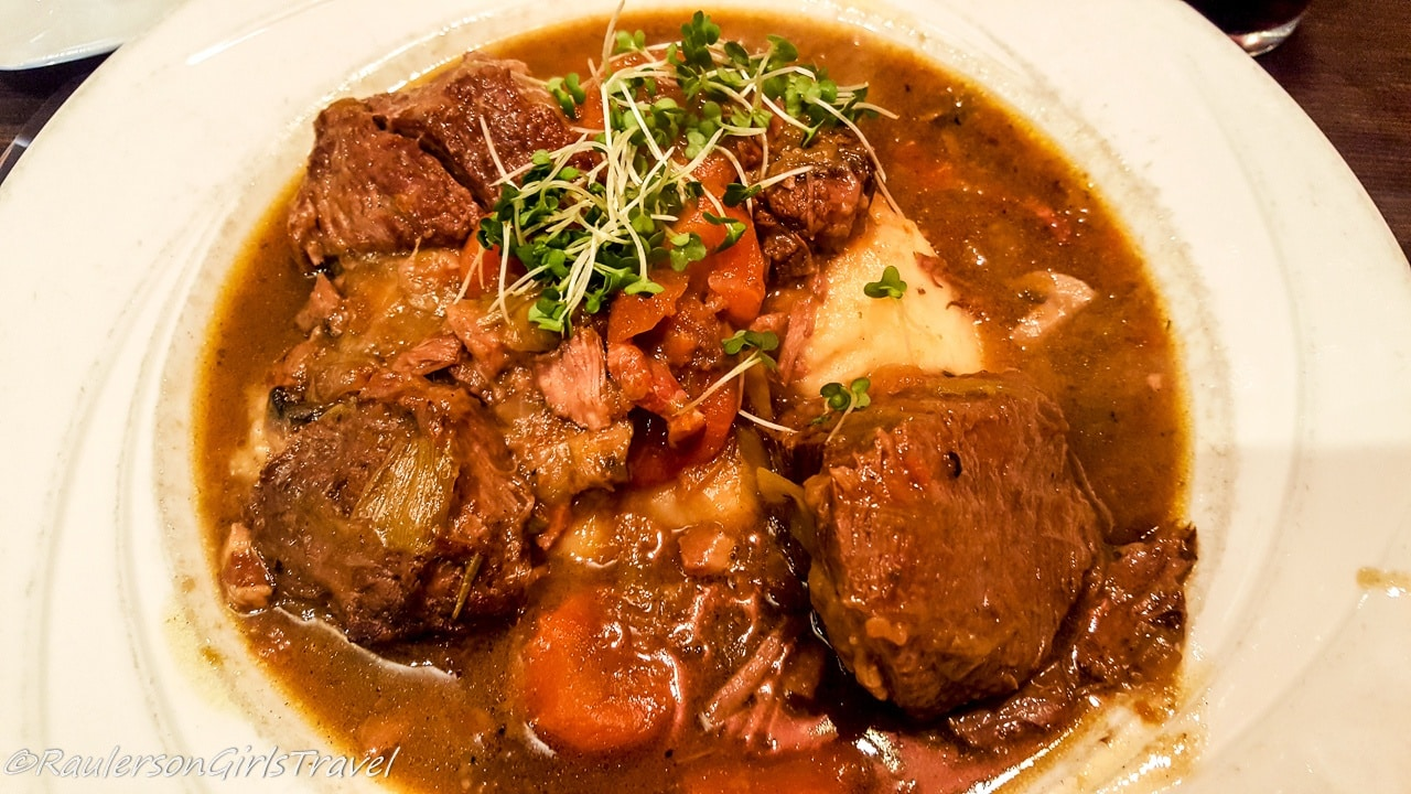 Beef Irish Stew in Ireland
