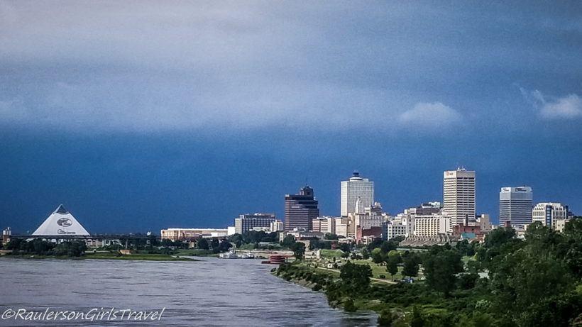 Memphis Skyline - Memphis Travel Guide