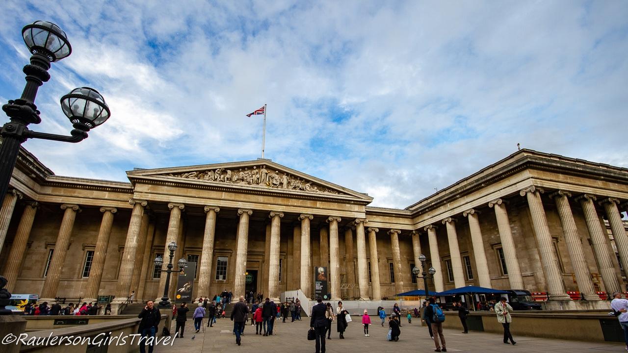 British Museum - Virtual Museums