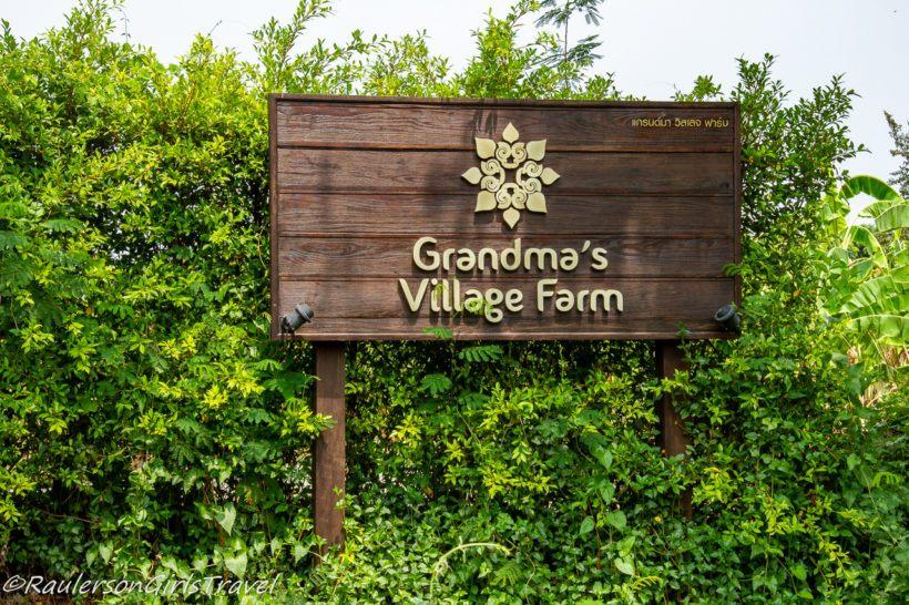 Grandma's Village Farm and Cooking School in Thailand
