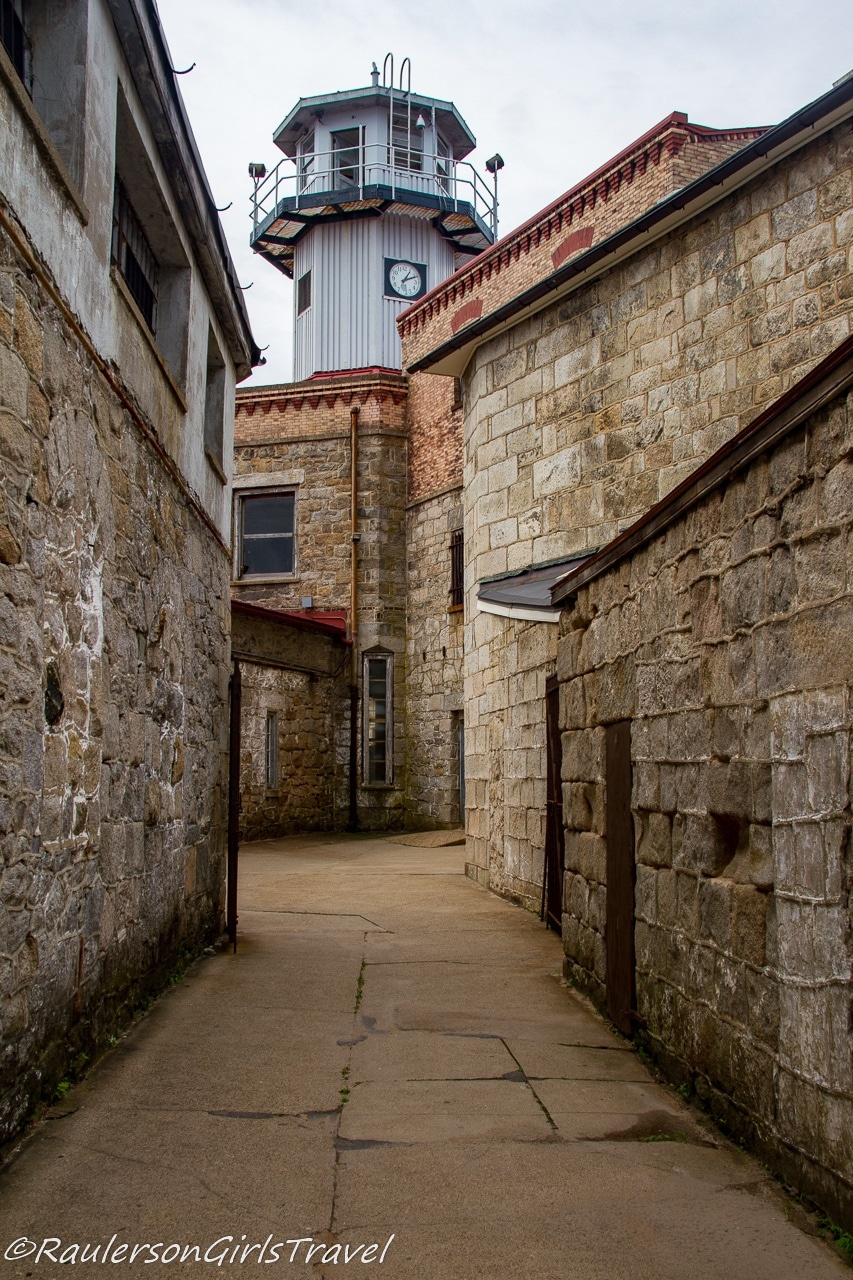 Within the walls of Eastern State Penitentiary