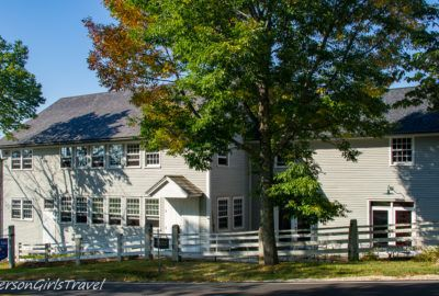 The Shaker Table Restaurant at Canterbury Shaker Village